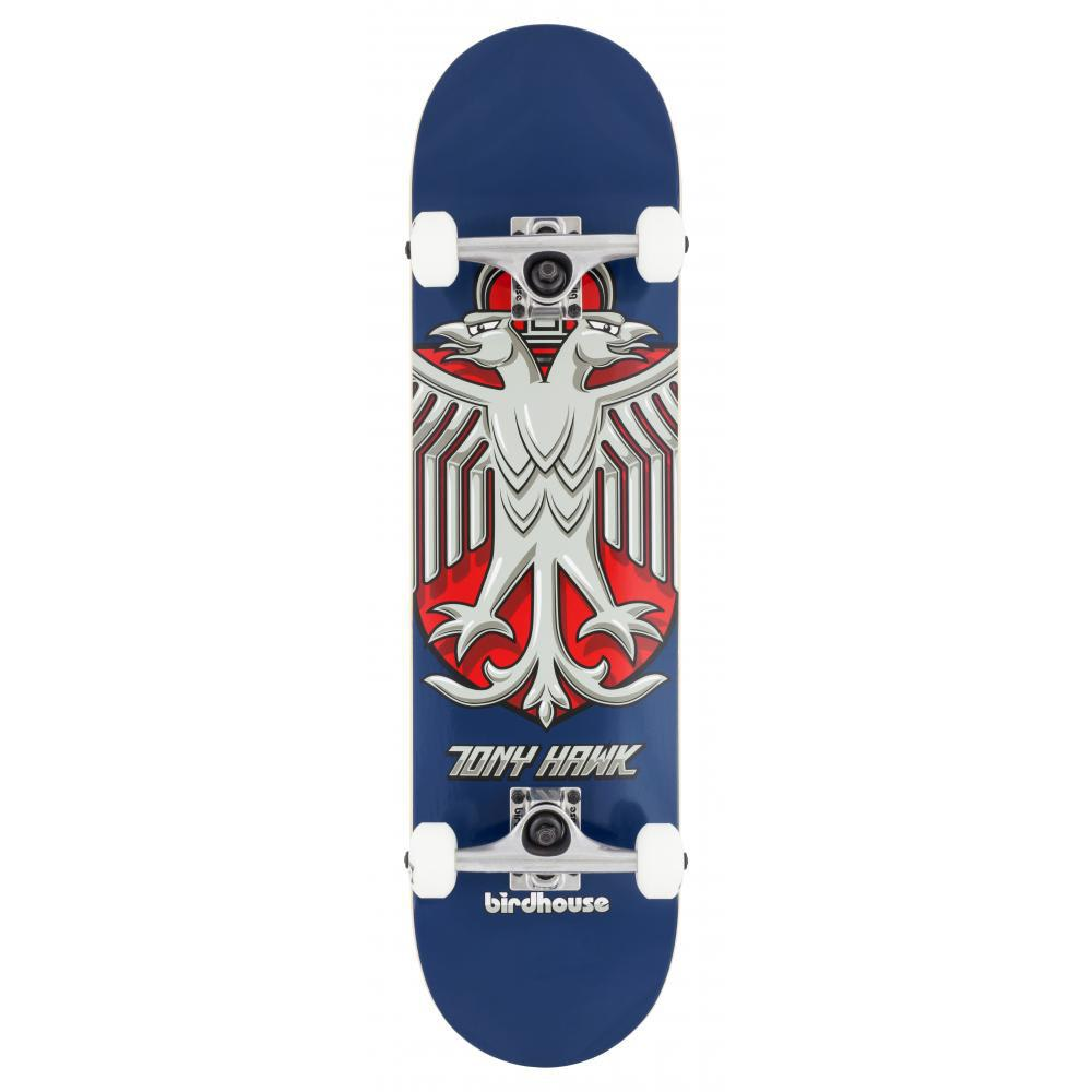 Birdhouse Stage 1 Hawk Shield Complete Skateboard - 8"