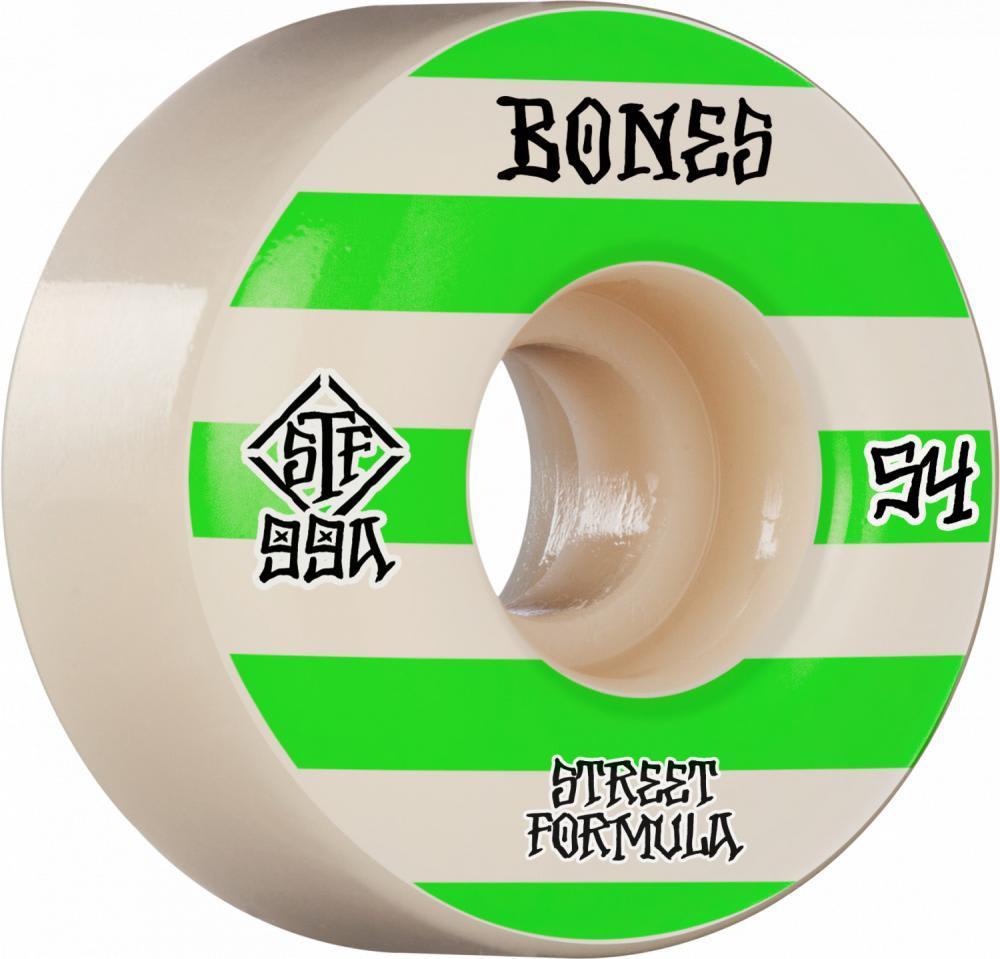 Bones Patterns STF V4 Wide 99a Wheels - 52mm | Wheels by BONES 1