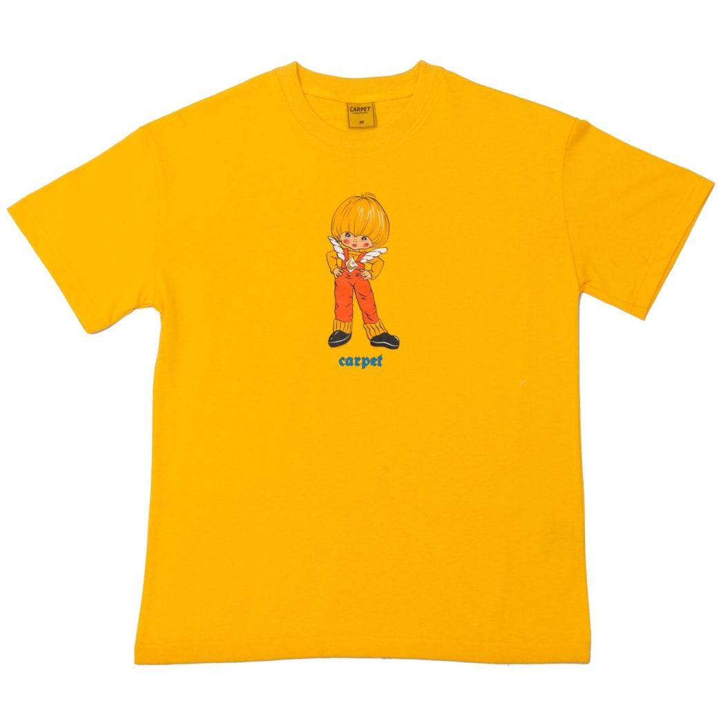 Carpet Company BBYBOY Tee Gold | T-Shirt by Carpet Company 1
