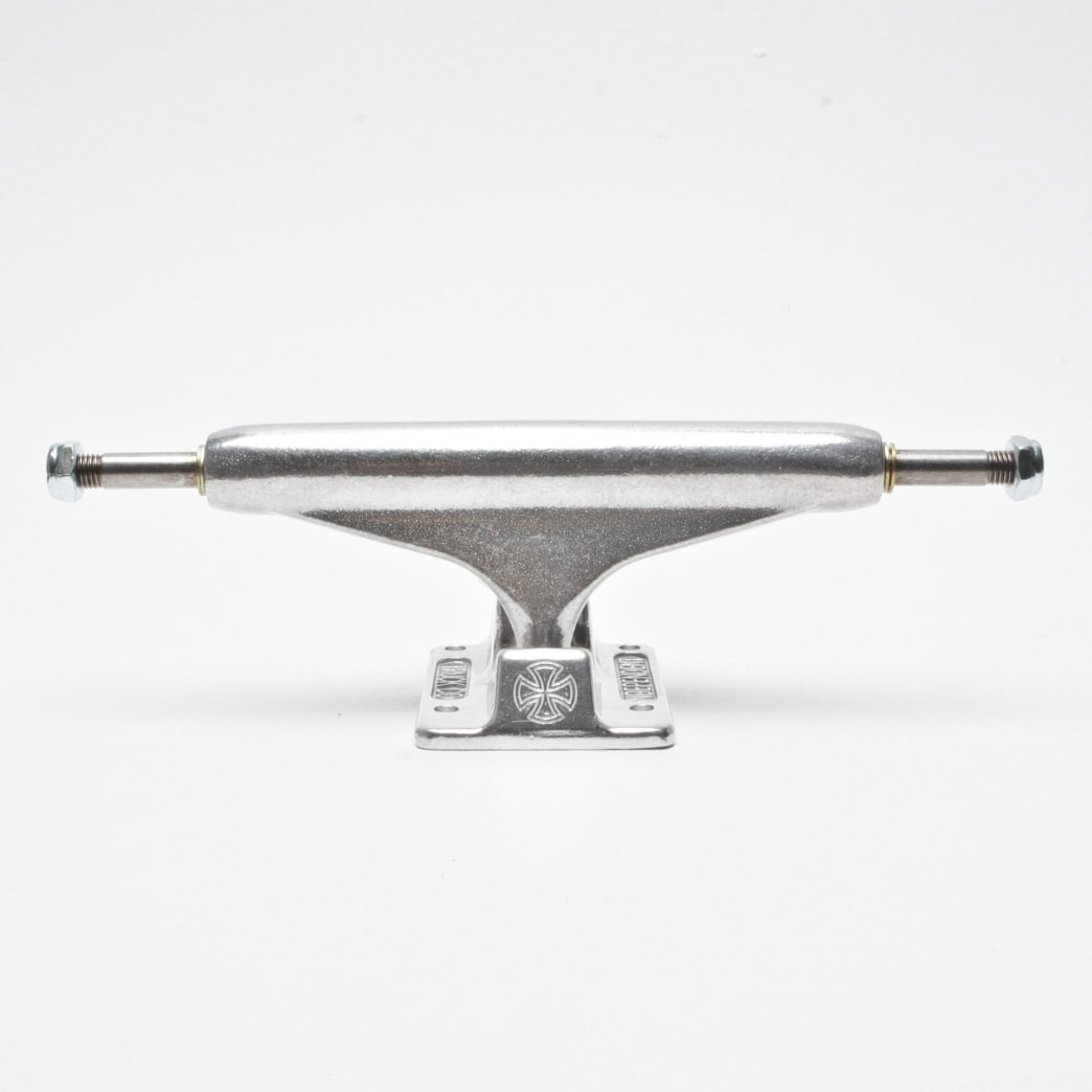 Shop Independent Trucks Stage 11 Forged Titanium 144   Parade