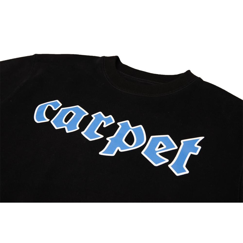 Carpet Company BBYBOI Crewneck Black | Sweatshirt by Carpet Company 2