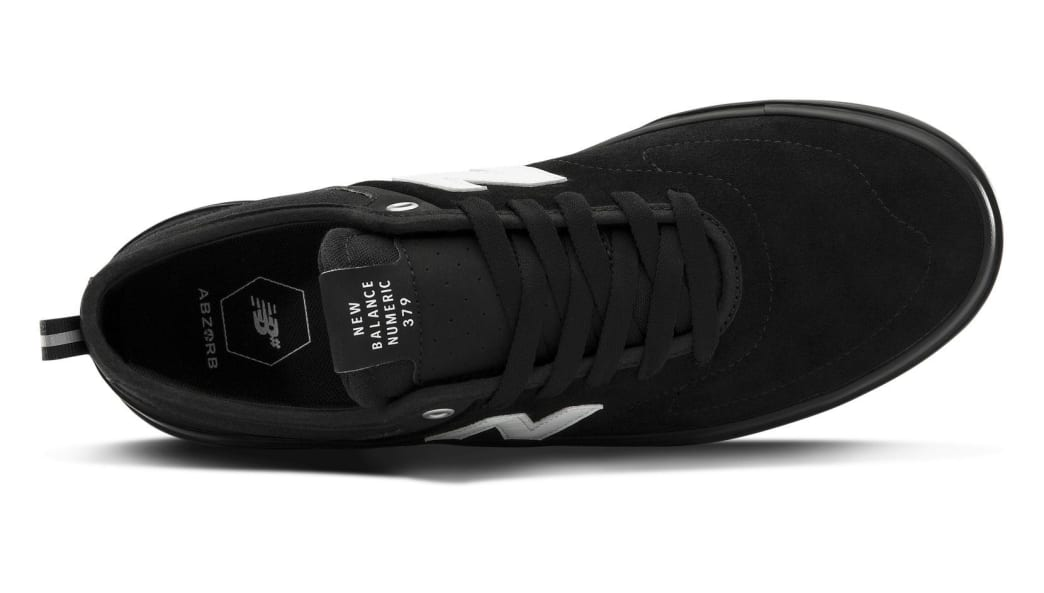 New Balance Numeric 379 Skate Shoes - Black | Shoes by New Balance 3