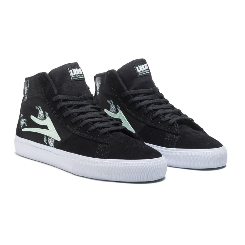 Lakai Newport Hi Travis Millard | Shoes by Lakai 1