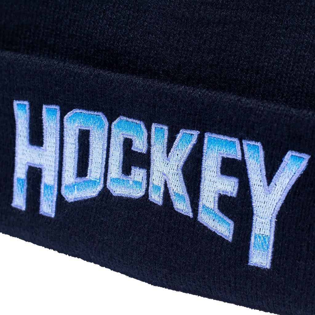 Hockey Main Event Beanie - Black | Beanie by Hockey Skateboards 2