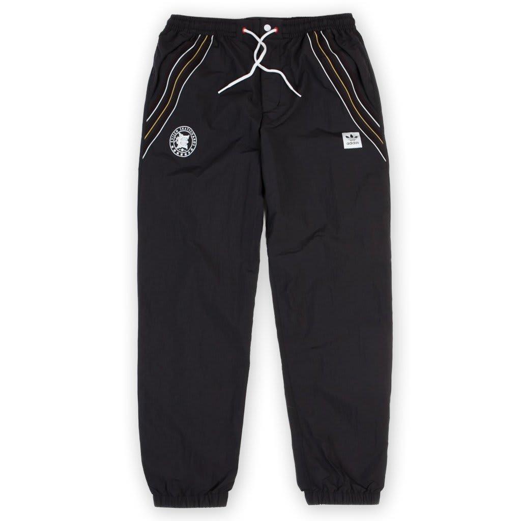 17ea1a125 Adidas x Evisen Track Pants Black/White/Pyrite   Jeans by adidas  Skateboarding 1