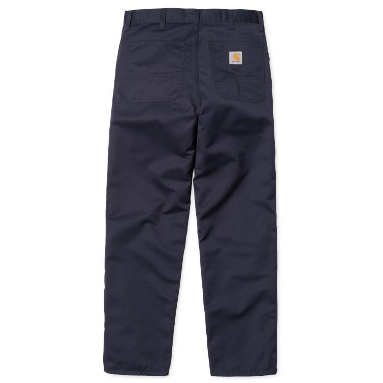 Carhartt WIP Simple Pant - Dark Navy Rinsed | Trousers by Carhartt 1