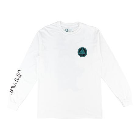 Welcome Skateboards - Infinitely Batty Long Sleeve (White) | Longsleeve by Welcome Skateboards 2