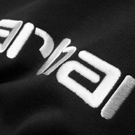 Carhartt Sweatshirt - Black/White | Sweatshirt by Carhartt 3
