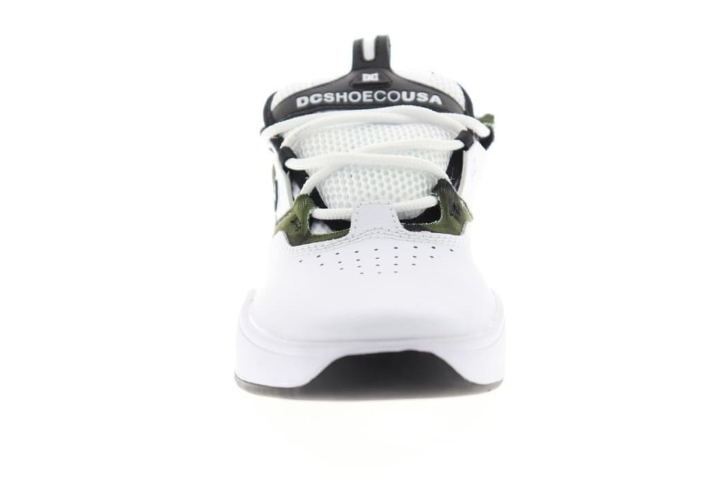 DC Shoes Kalis S Skate White/Camo | Shoes by DC Shoes 3