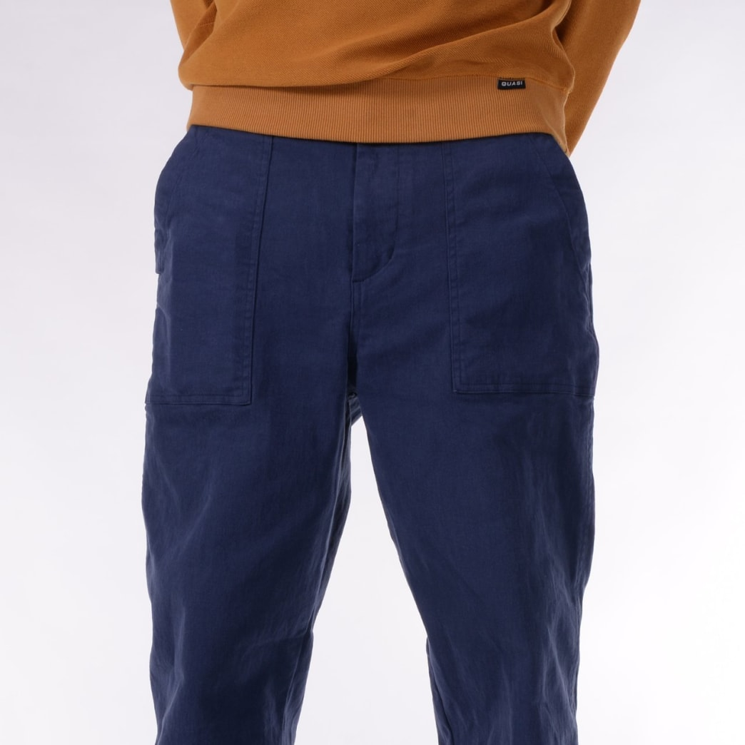 Quasi Fatigue Pant - Dark Blue | Jeans by Quasi Skateboards 3