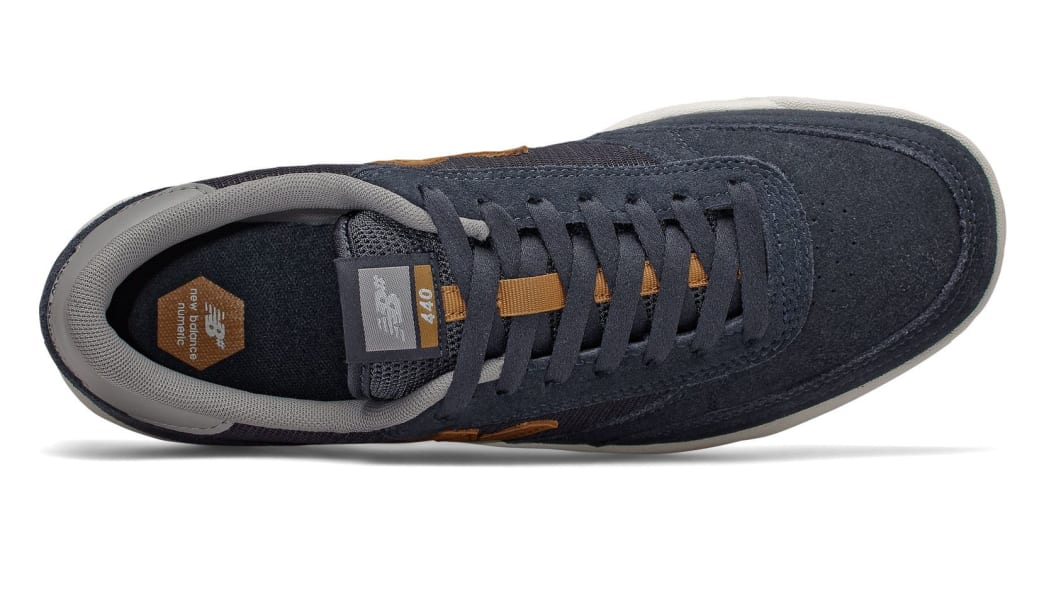 New Balance Numeric 440 Skate Shoe - Black / Brown | Shoes by New Balance 3