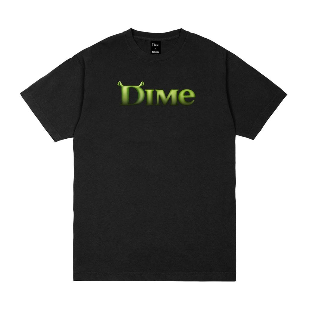 Dime Somebody T-Shirt - Black | T-Shirt by Dime MTL 1