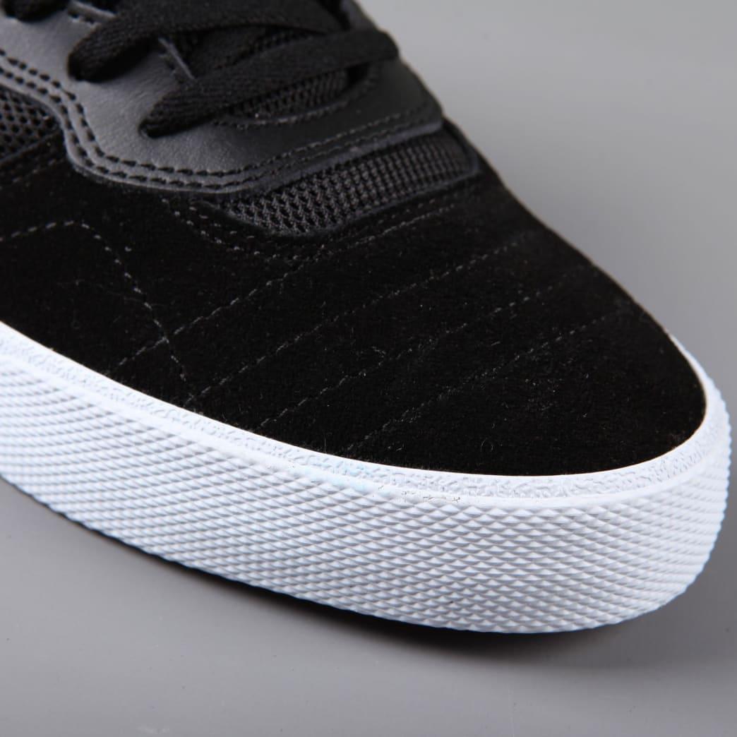 Lakai 'Cambridge' Skate Shoes (Black / White Suede) | Shoes by Lakai 2