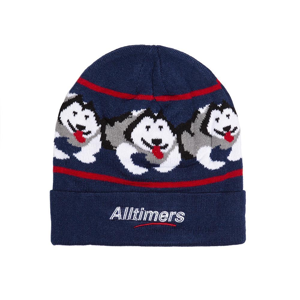 Alltimers Snow Pup Beanie - Navy | Beanie by Alltimers 1