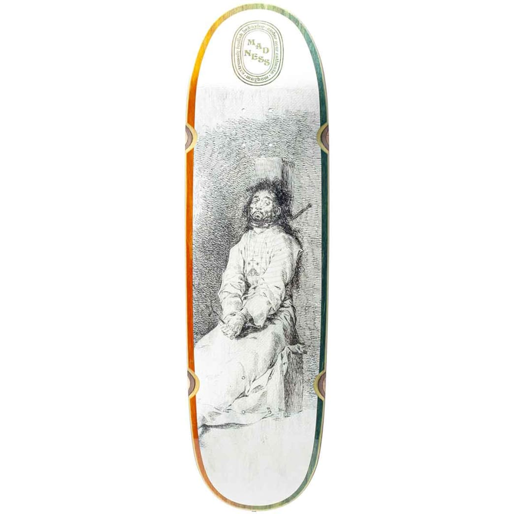 """Madness Bound R7 Deck 9.0"""" 
