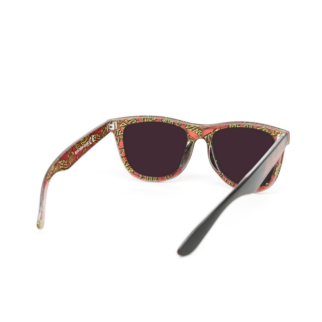 4c1f250502c5 Santa Cruz Classic Dot Sunglasses - Clear Charcoal   Sunglasses by Santa  Cruz Skateboards 2