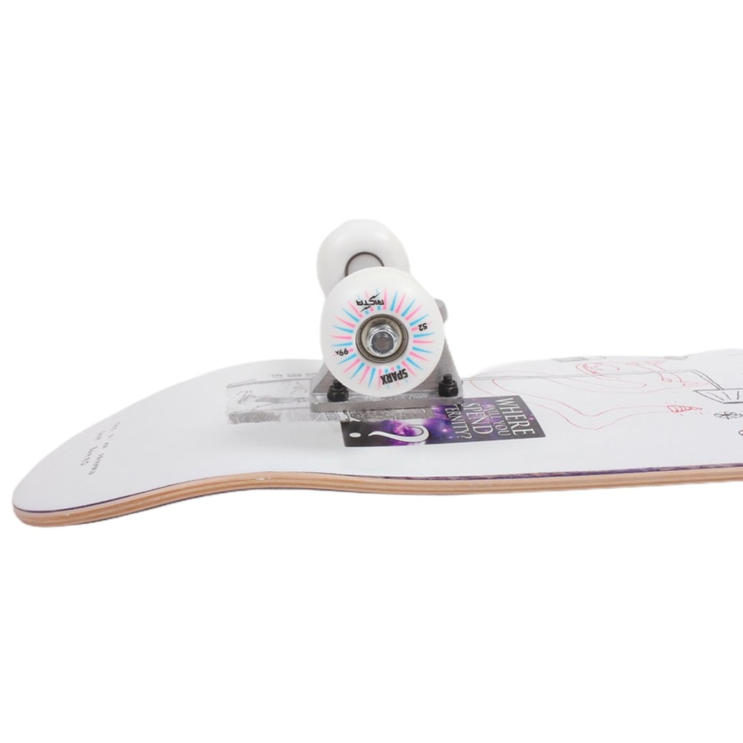 Orchard Sageman Smiling Dog Beginner Complete 8.0 | Complete Skateboard by Orchard 4