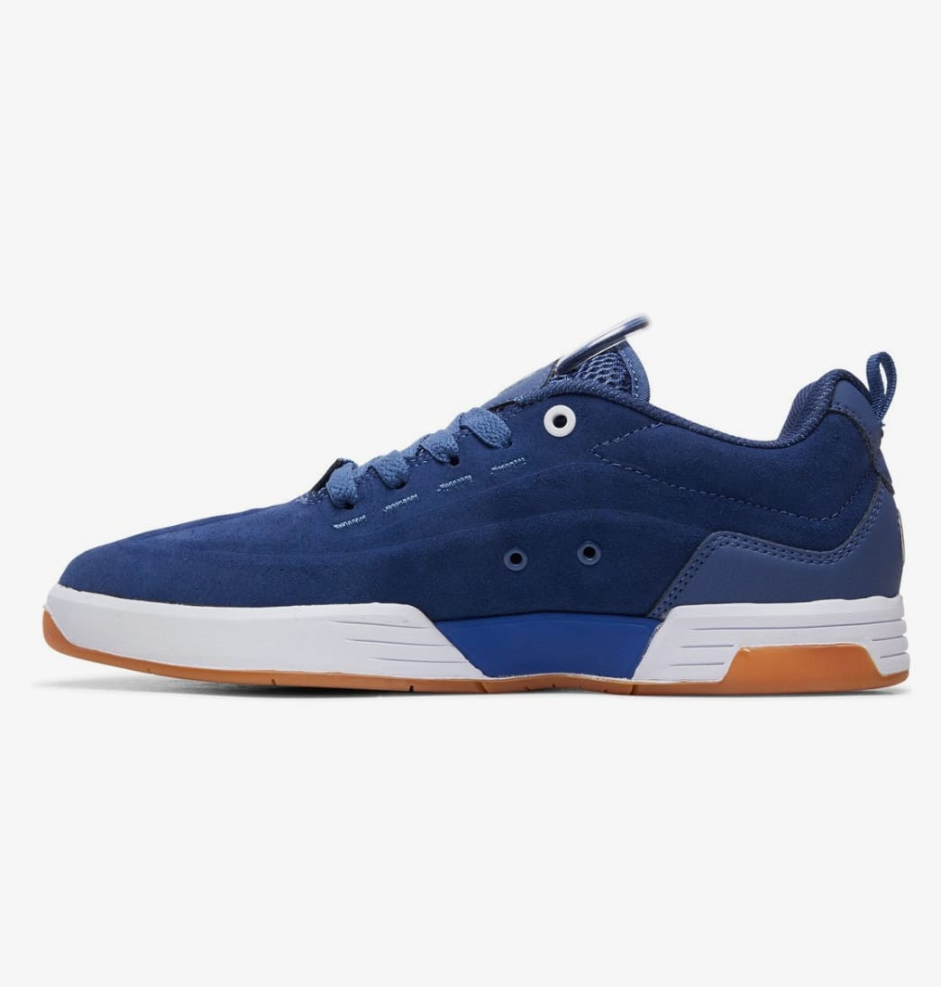 DC Legacy 98 Vac S Skate Shoes - Blue / White | Shoes by DC Shoes 3