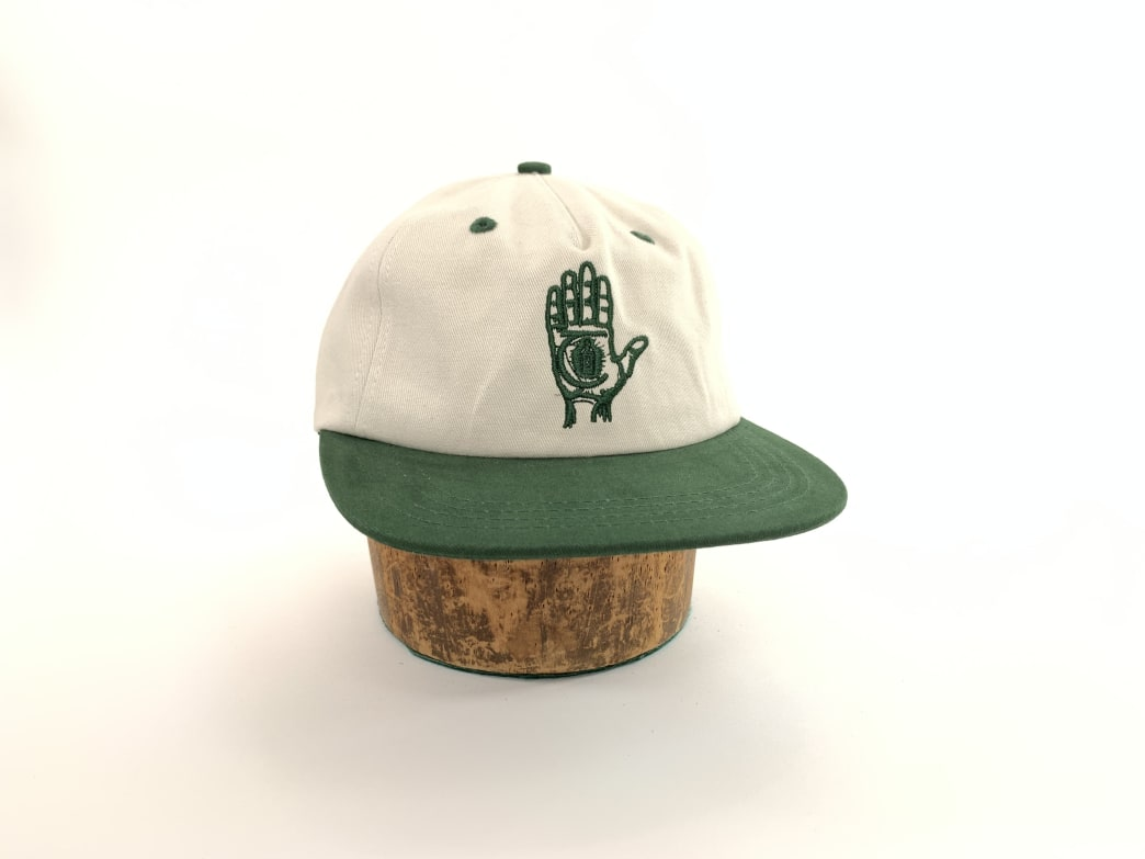 TOA Hand of Theories Strapback Hat   Baseball Cap by Theories of Atlantis 1