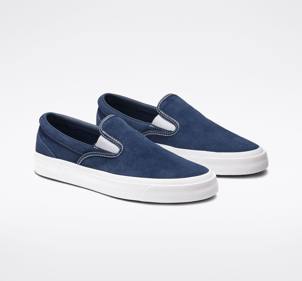 Converse Cons One Star CC Pro Slip - Navy/White/White | Shoes by Converse Cons 4