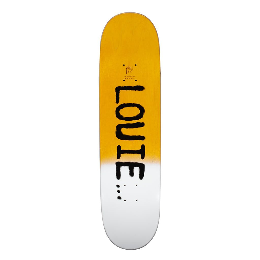 """Fucking Awesome Louie Lopez Collage Deck - 8.25"""" 