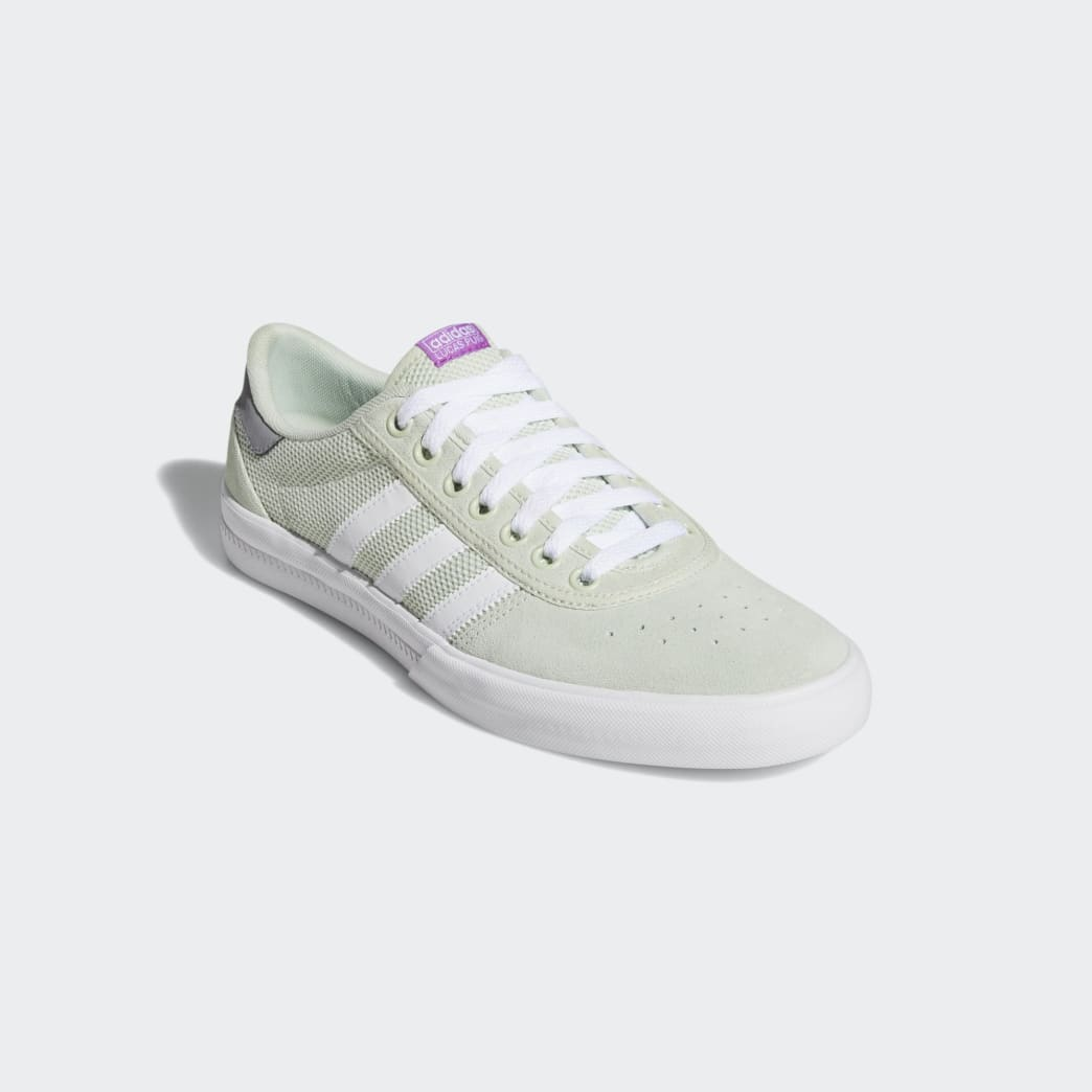 Adidas Lucas Premiere Shoes - Linen Green/Footwear White/Grey 3 | Shoes by adidas Skateboarding 5