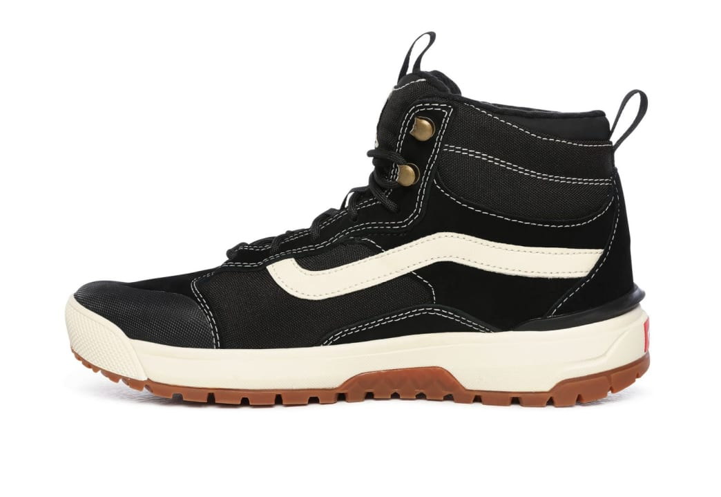 Vans Ultrarange Exo Hi MTE Shoes - Black | Shoes by Vans 4