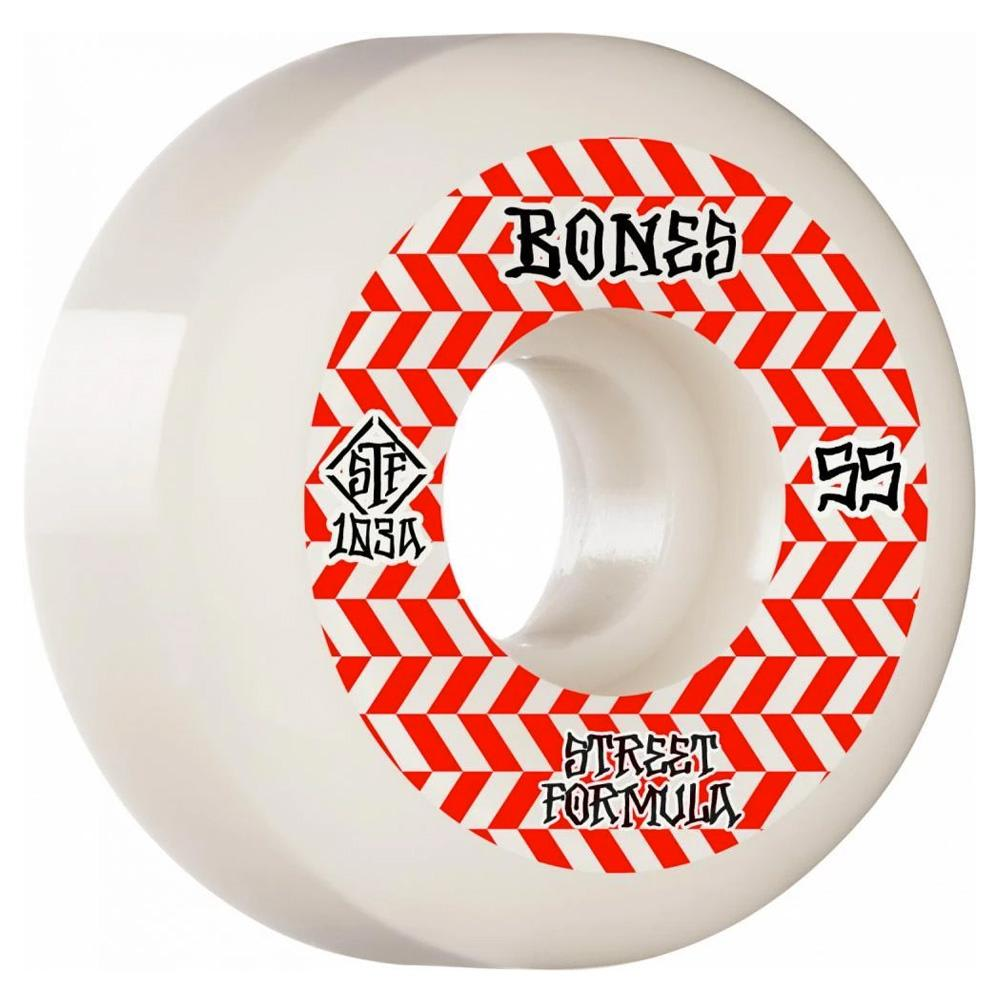 BONES - Patterns Sidecuts STF V5 Wheels 55mm | Wheels by BONES 1