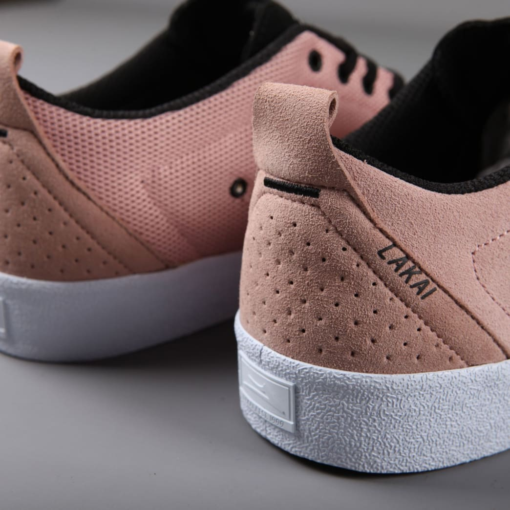 Lakai 'Bristol' Skate Shoes (Rose Suede) | Shoes by Lakai 4