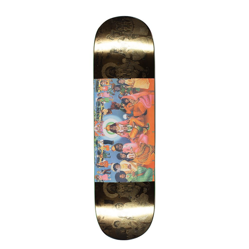 Fucking Awesome Kevin Bradley KB Love Skateboard Deck 8.25 | Deck by Fucking Awesome 1