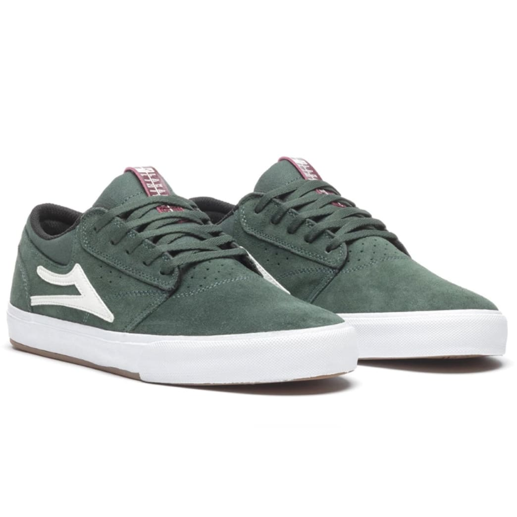Lakai - Griffin VLK Shoes - Pine | Shoes by Lakai 1