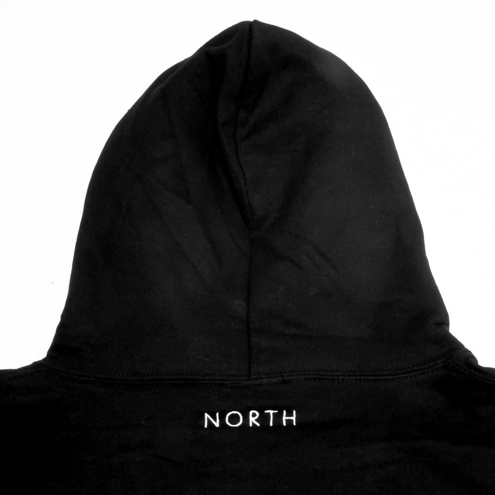 North Magazine North Supplies Hood | Hoodie by North Magazine 3