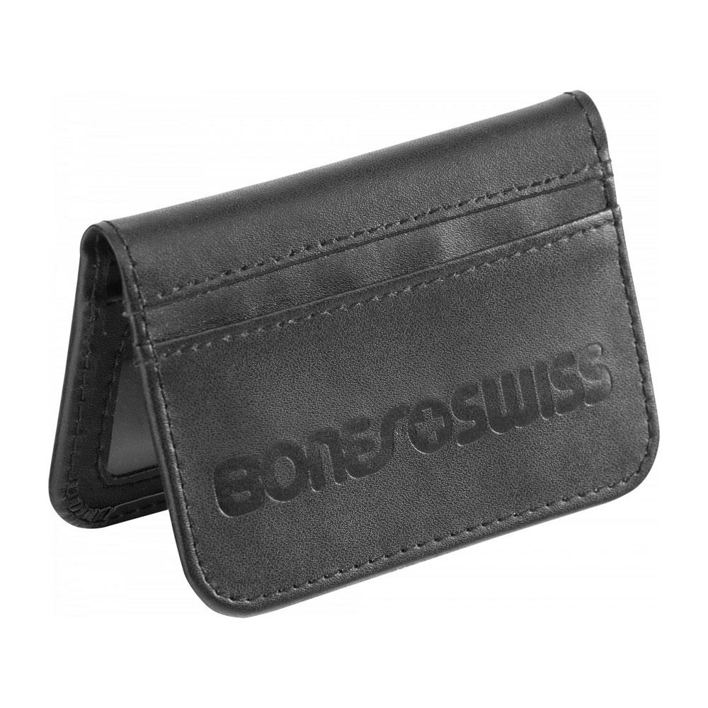 Bones Bearings Swiss Boss Wallet - Black | Wallet by BONES 1