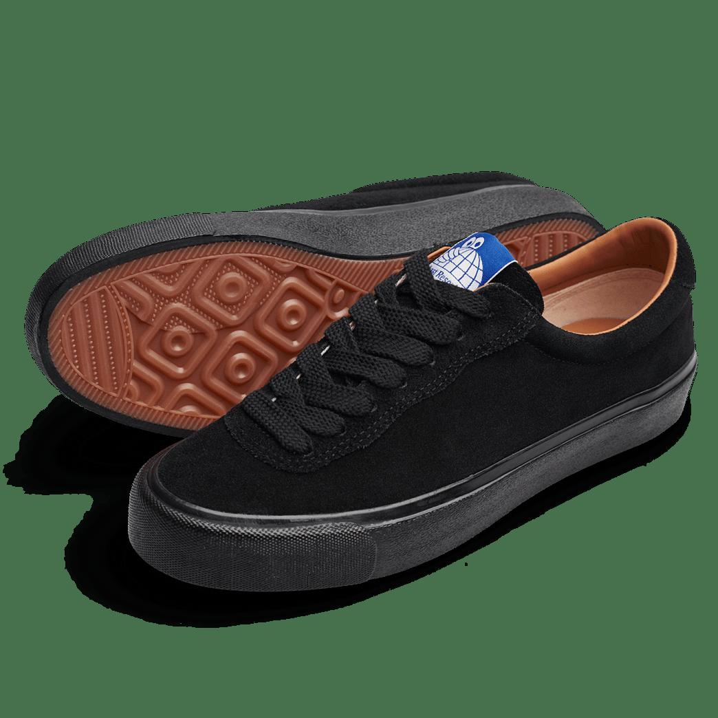 Last Resort AB VM001 Suede Lo Skate Shoes - Black / Black | Shoes by Last Resort AB 2