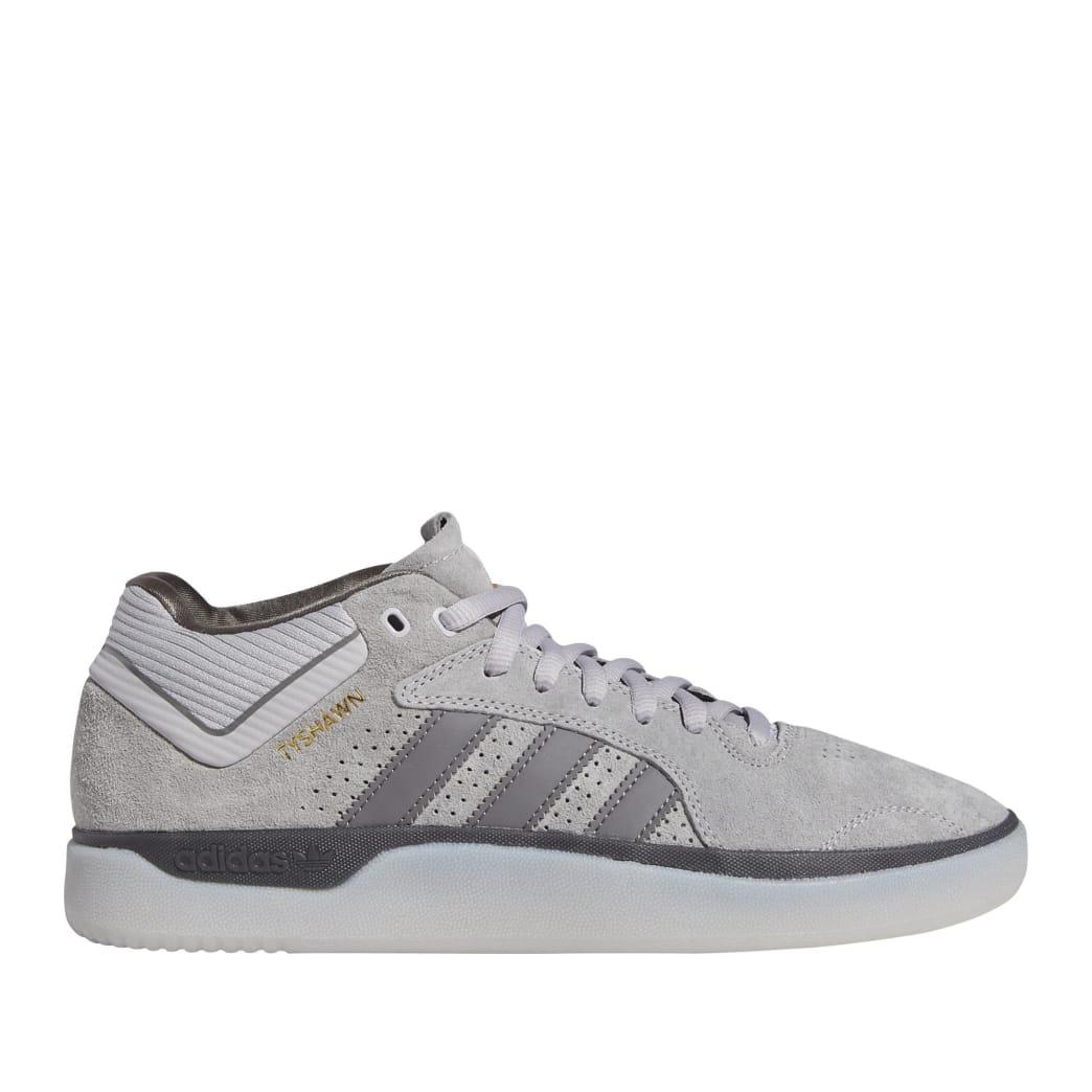 adidas Skateboarding Tyshawn Jones Shoes - Light Granite / Granite / Gold Metallic | Shoes by adidas Skateboarding 1
