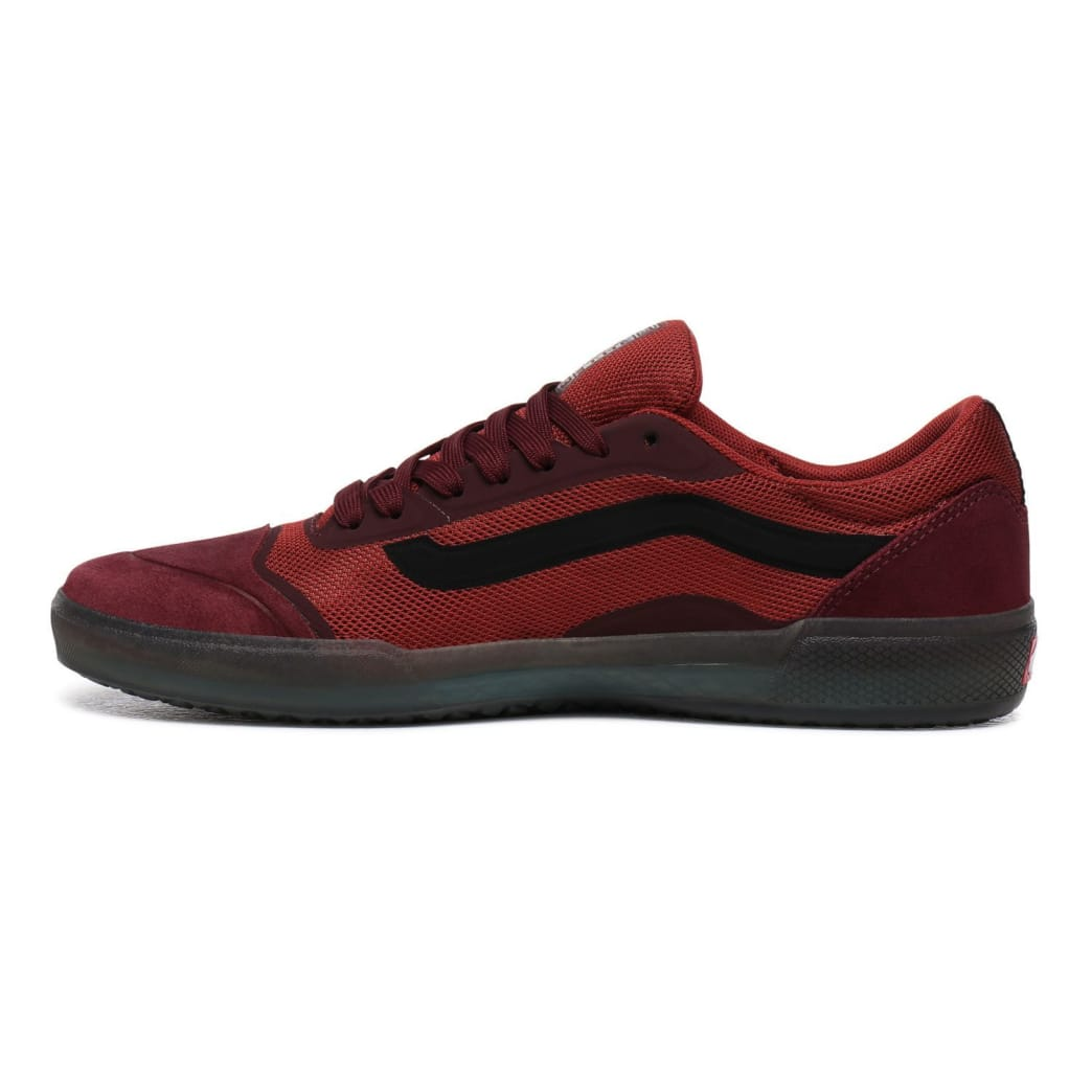 Vans AVE Pro Skate Shoes - Port Royale / Rosewood | Shoes by Vans 3