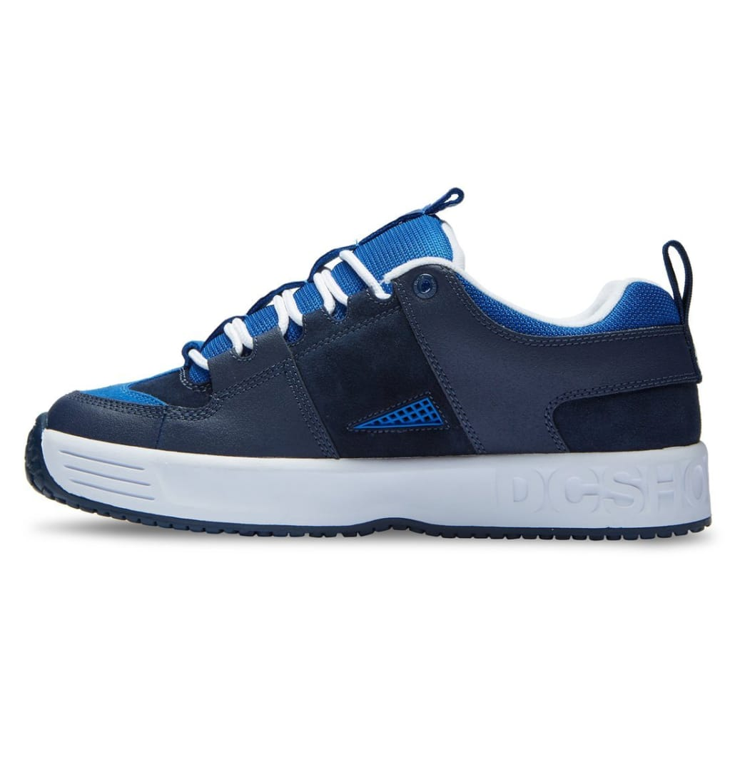 DC Shoes Lynx OG Skateboarding Shoe - Navy - Limited Edition | Shoes by DC Shoes 3