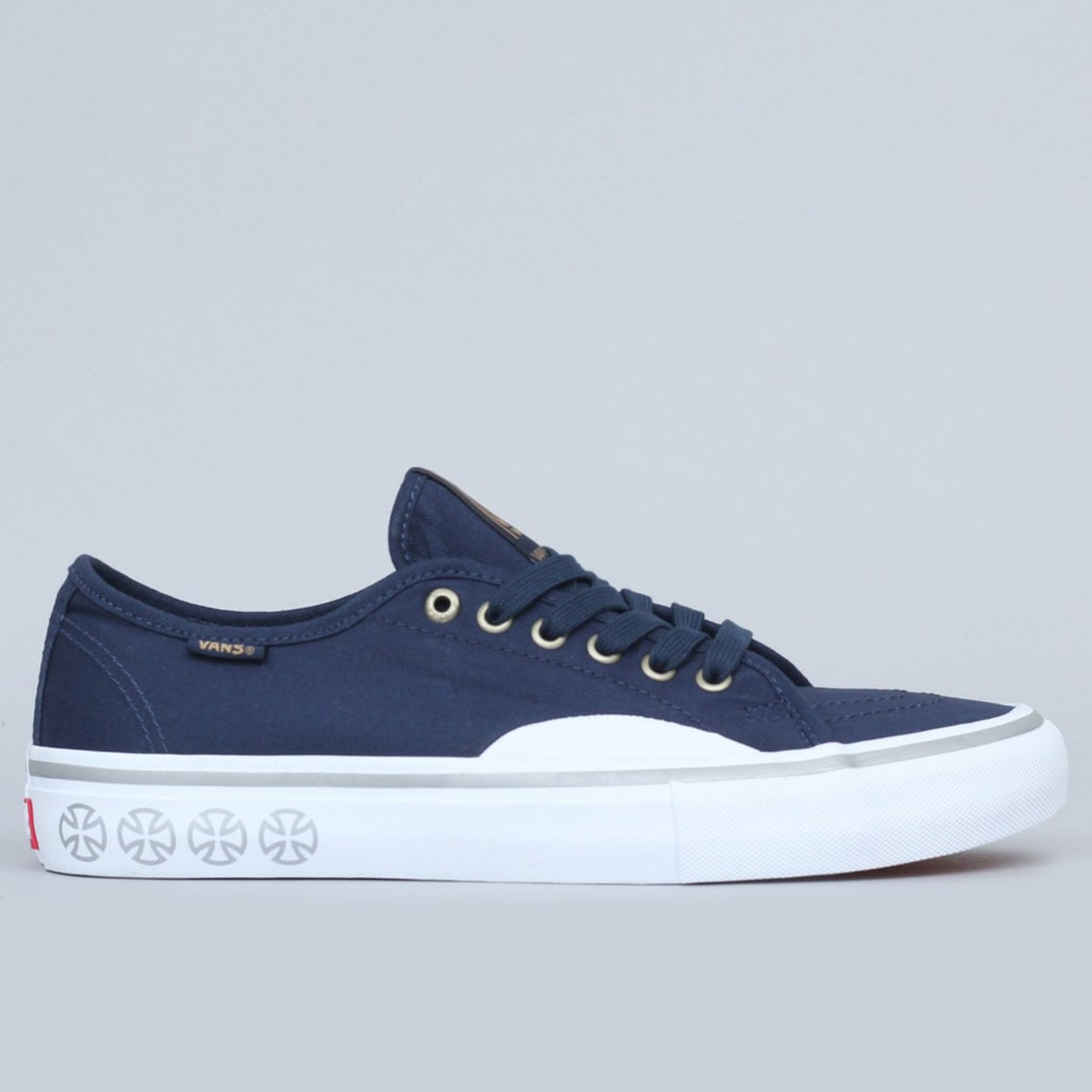 9c75469d06 Shop Vans AV Classic Pro Shoes (Independent) Dress Blues