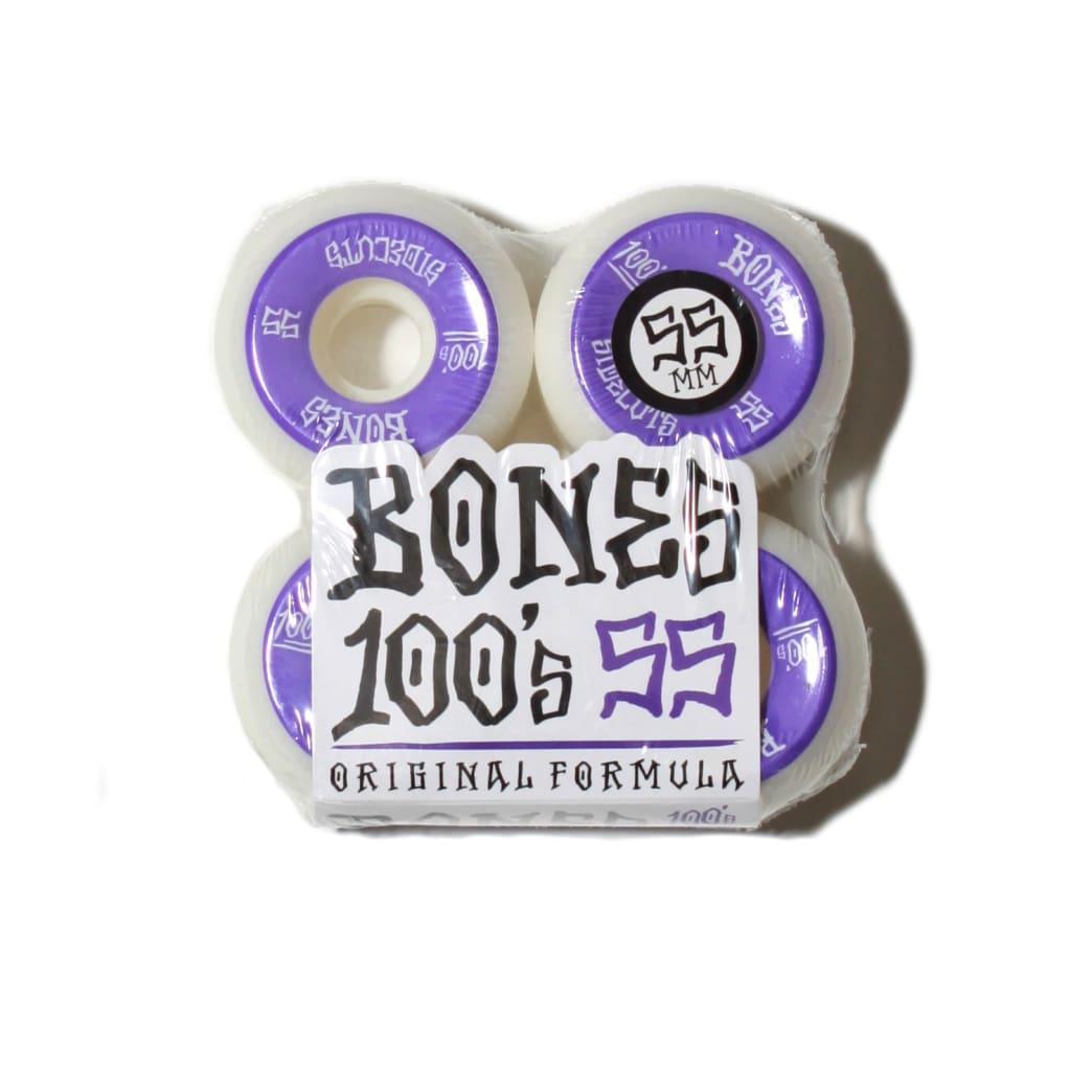 Bones 100's Original Formula 55mm   Wheels by BONES 1