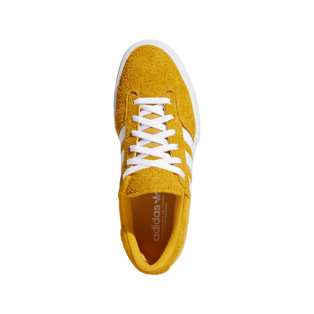 adidas Matchbreak Super Skate Shoes - Tactile Yellow / FTWR White / Gold Met | Shoes by adidas Skateboarding 2
