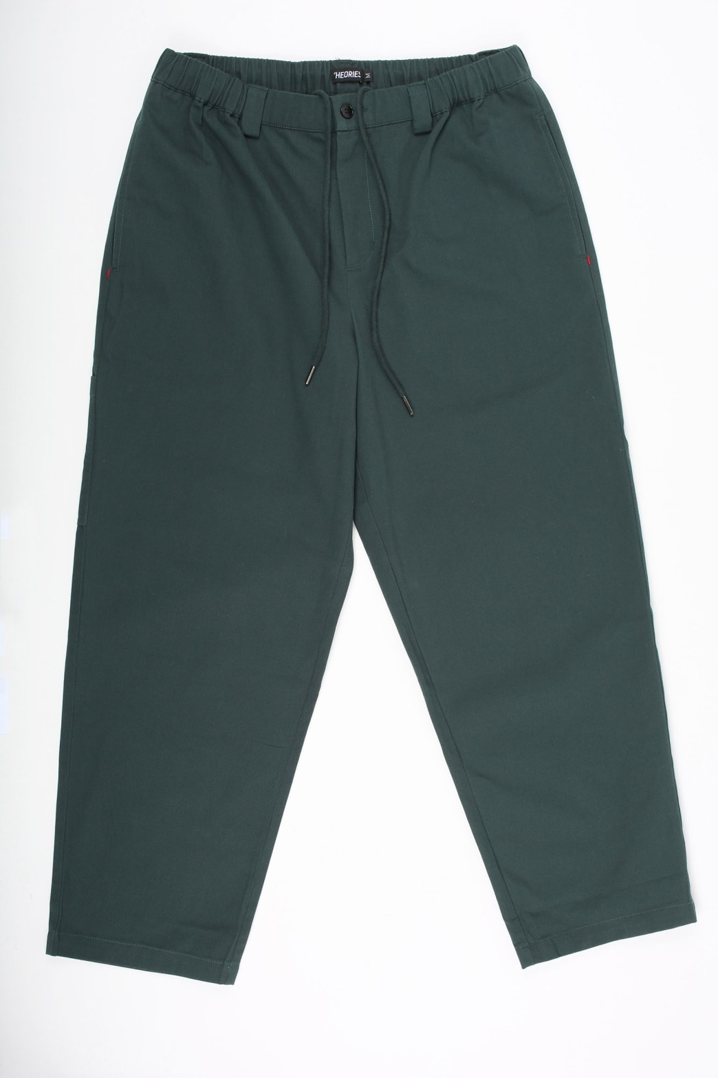 Theories Brand- Stamp Lounge Pant Scarab | Trousers by Theories of Atlantis 1