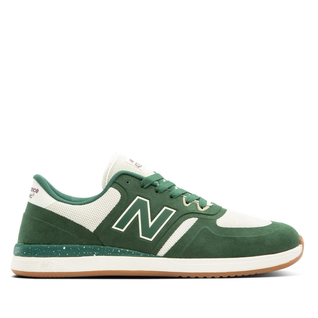 New Balance Numeric 420 Skate Shoe - Green / White - Limited Edition | Shoes by New Balance 1