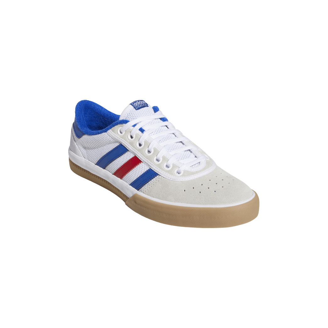 adidas Lucas Premiere Skate Shoes - FTWR White / Collegiate Royal / Crystal White | Shoes by adidas Skateboarding 5