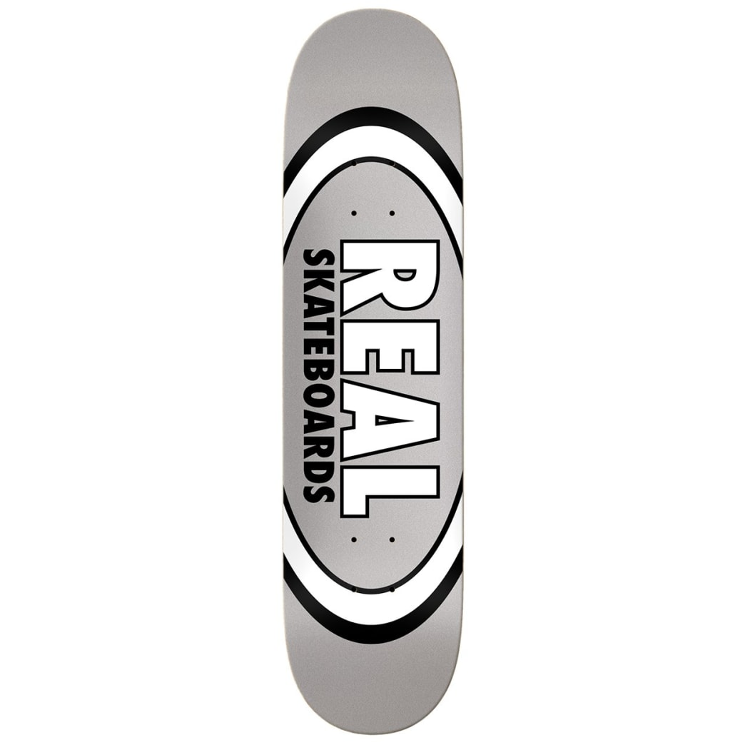 Real Classic Oval Deck 7.75"