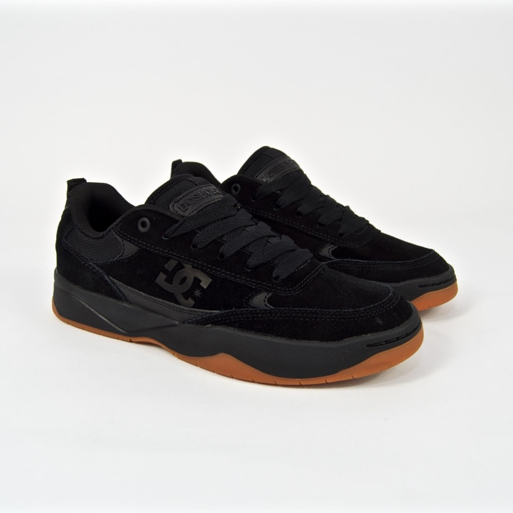 DC Shoes - Penza Shoes - Black / Gum | Shoes by DC Shoes 1