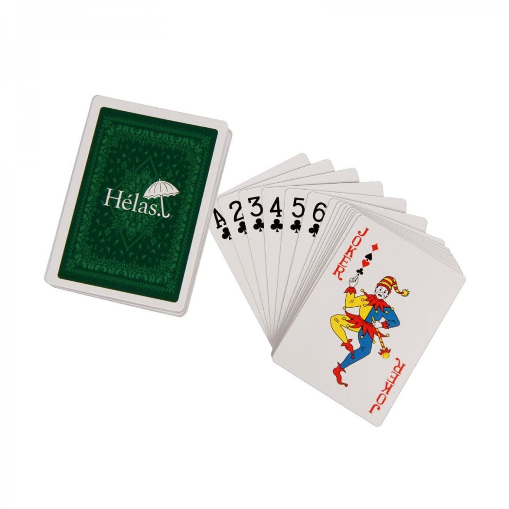 Helas Playing Cards | Playing Cards by Hélas 1