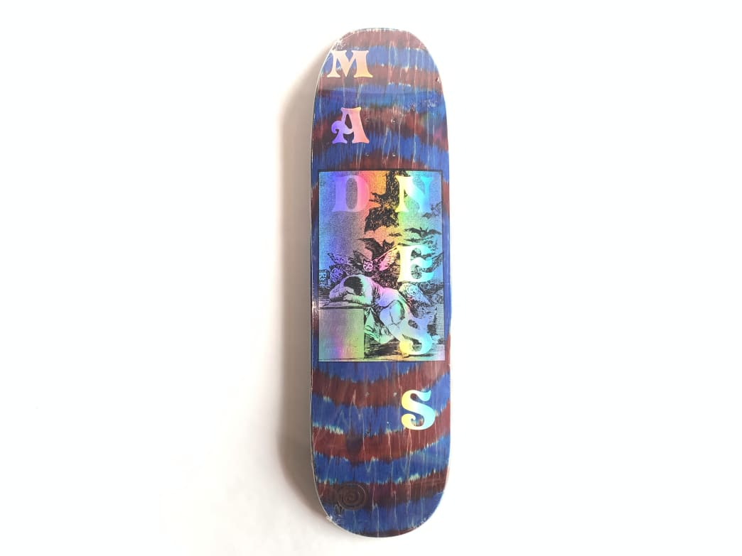 "Madness - Dreams Deck 8.75"" Shaped 
