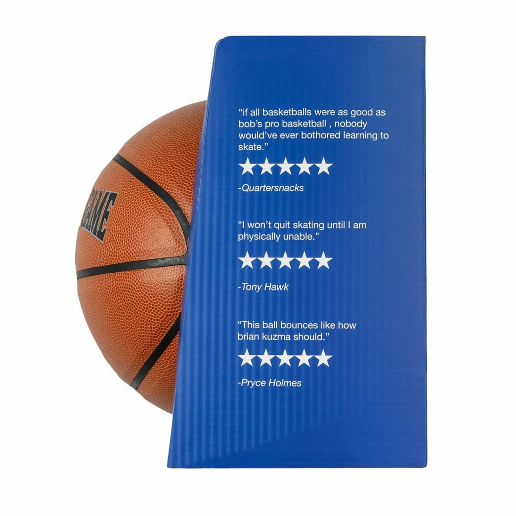 Classic Bob Lasalle Pro Model Basketball | Giftables by Classic Grip 3