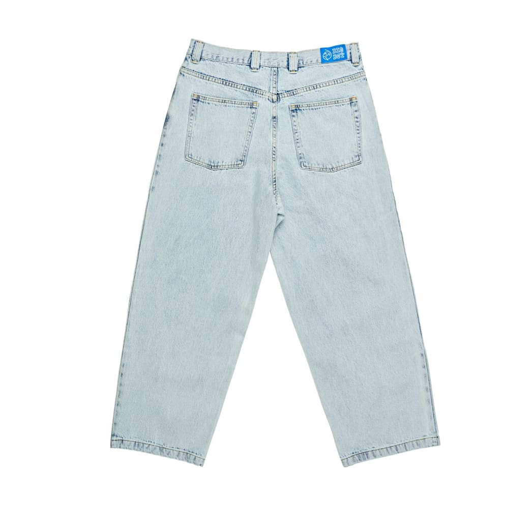 Polar Big Boy Jeans Light Blue | Jeans by Polar Skate Co 2