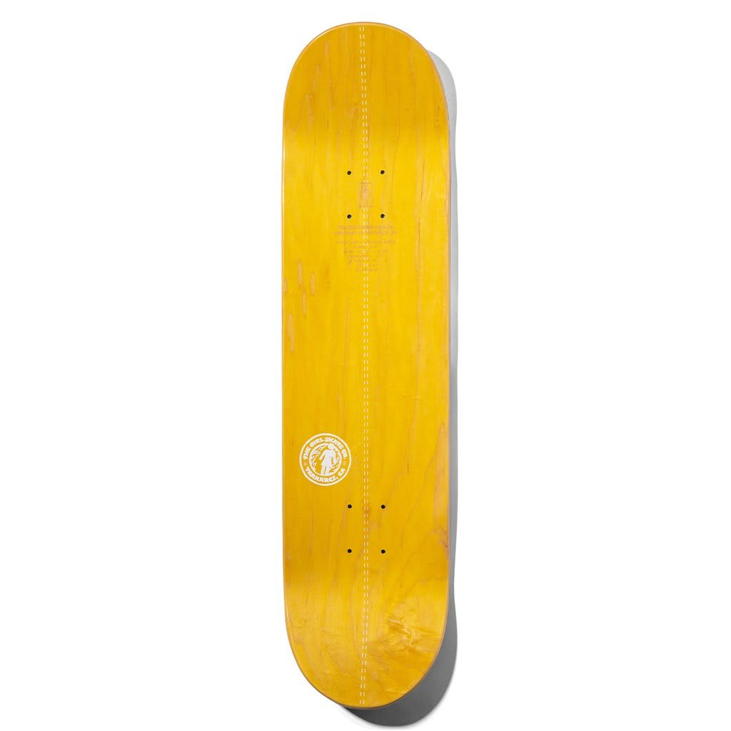 "Girl Bannerot GSSC Skateboard Deck - 8.25"" | Deck by Girl Skateboards 2"